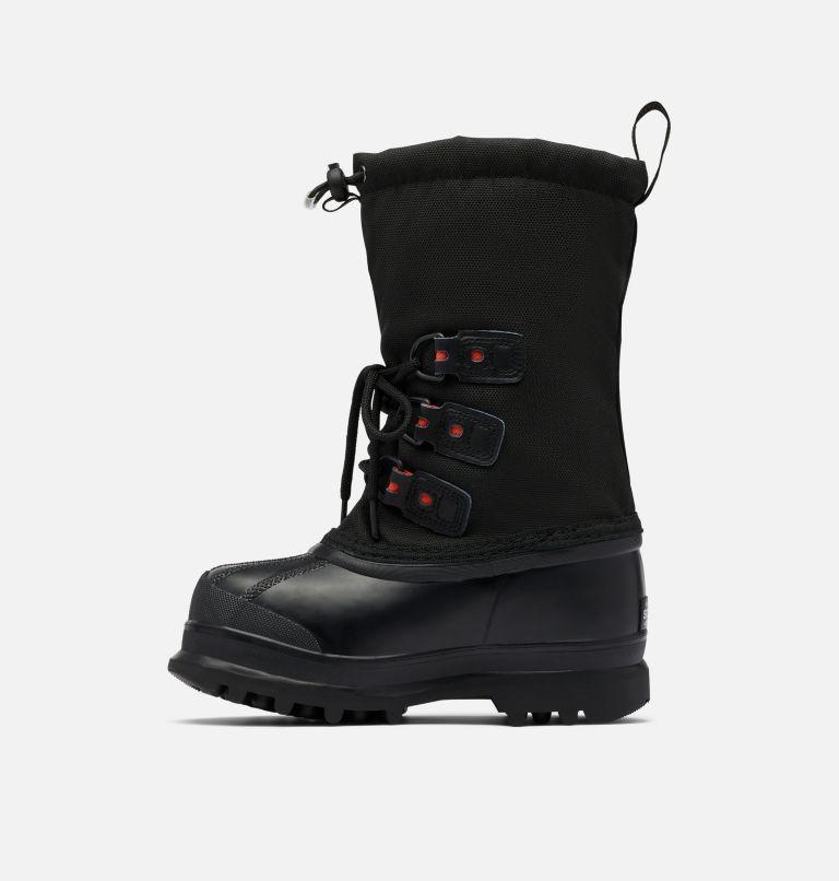 YOUTH GLACIER™ XT | 010 | 3 Youth Glacier™ XT Boot, Black, Red Quartz, medial