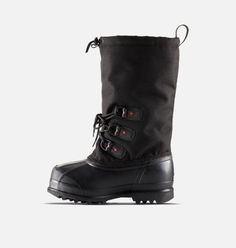 GLACIER™ XT | 010 | 7 Women's Glacier™ Xt Boot, Black, Red Quartz, medial