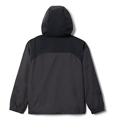 Boys' Glennaker™ Rain Jacket Glennaker™ Rain Jacket | 011 | M, Shark, Black, back
