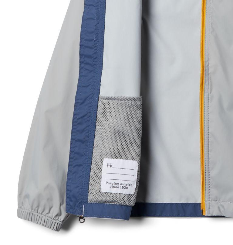 Glennaker™ Rain Jacket | 040 | L Boys' Glennaker™ Rain Jacket, Columbia Grey, Dark Mountain, a1