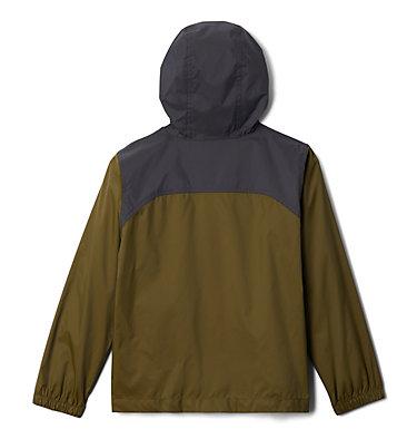 Boys' Glennaker™ Rain Jacket Glennaker™ Rain Jacket   040   L, New Olive, Shark, back