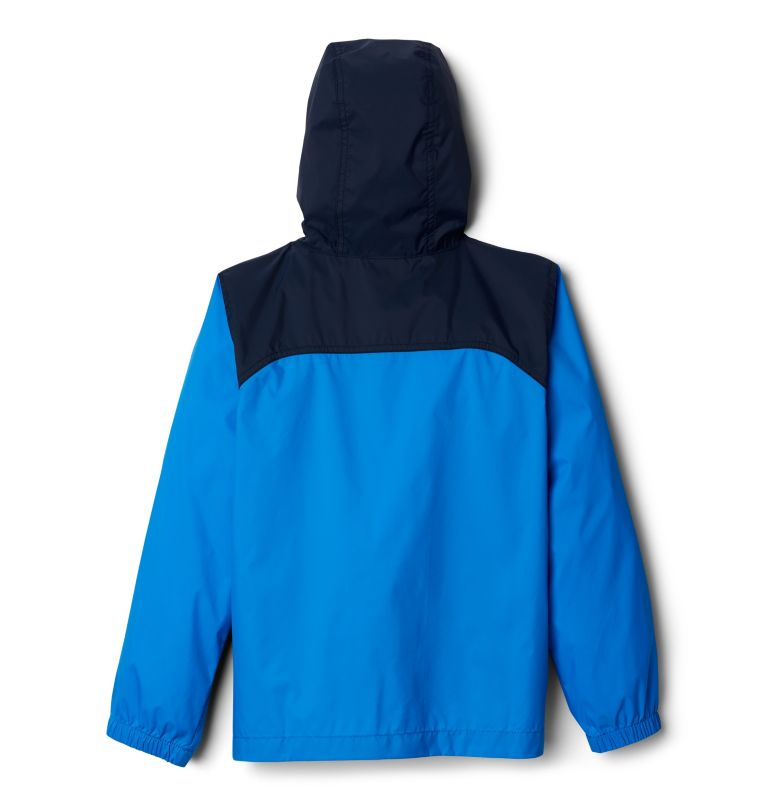 Glennaker™ Rain Jacket | 431 | S Boys' Glennaker™ Rain Jacket, Hyper Blue, back