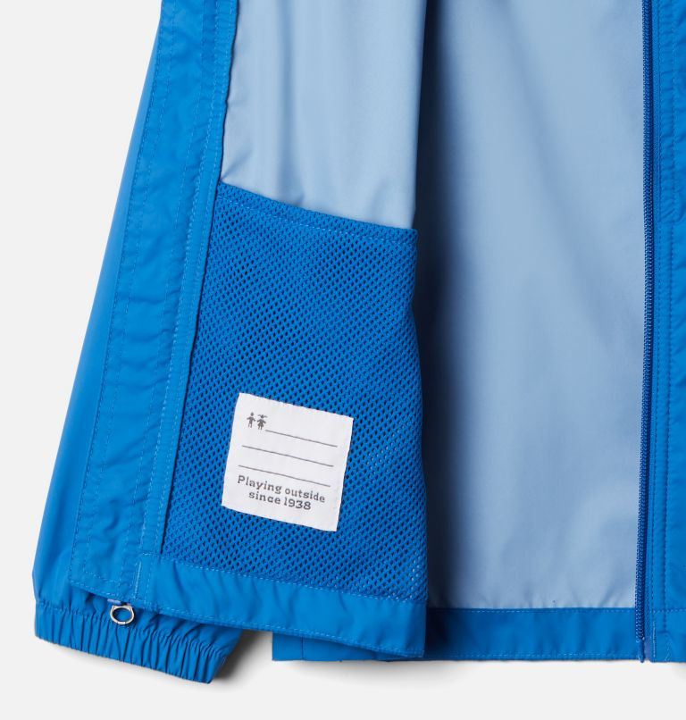 Glennaker™ Rain Jacket | 433 | XXS Boys' Glennaker™ Rain Jacket, Bright Indigo, a1