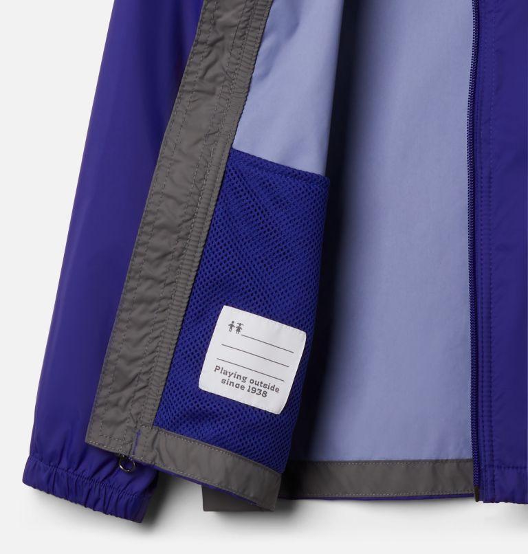 Glennaker™ Rain Jacket | 503 | S Boys' Glennaker™ Rain Jacket, Purple Quartz, City Grey, a1