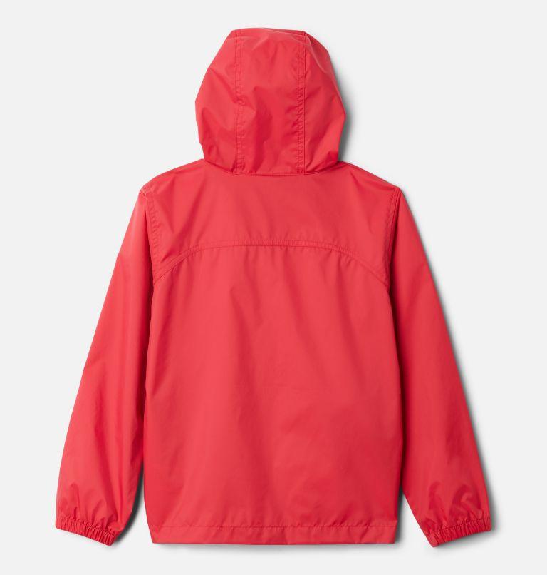Glennaker™ Rain Jacket | 617 | XL Boys' Glennaker™ Rain Jacket, Mountain Red, back