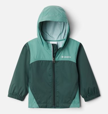 Columbia Little Boys Toddler Glennaker Rain Jacket Sizes 2T - 4T