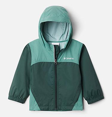 Boys' Toddler Glennaker™ Rain Jacket Glennaker™ Rain Jacket | 617 | 3T, Thyme Green, Spruce, front