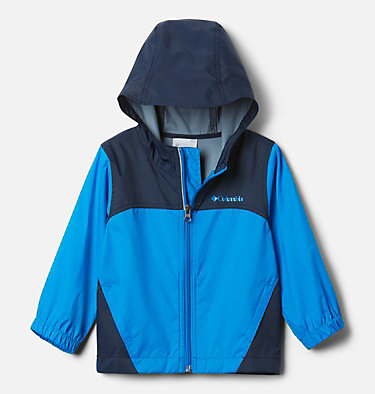 Boys' Toddler Glennaker™ Rain Jacket Glennaker™ Rain Jacket | 617 | 3T, Hyper Blue, front