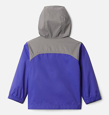Boys' Toddler Glennaker™ Rain Jacket Glennaker™ Rain Jacket | 617 | 3T, Purple Quartz, City Grey, back