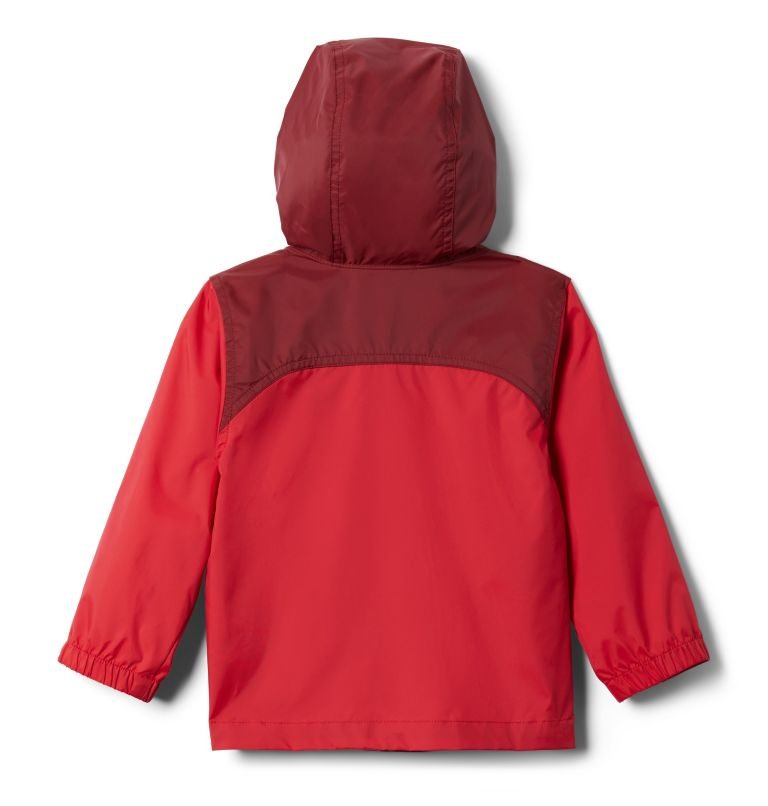 Boys' Toddler Glennaker™ Rain Jacket Boys' Toddler Glennaker™ Rain Jacket, back