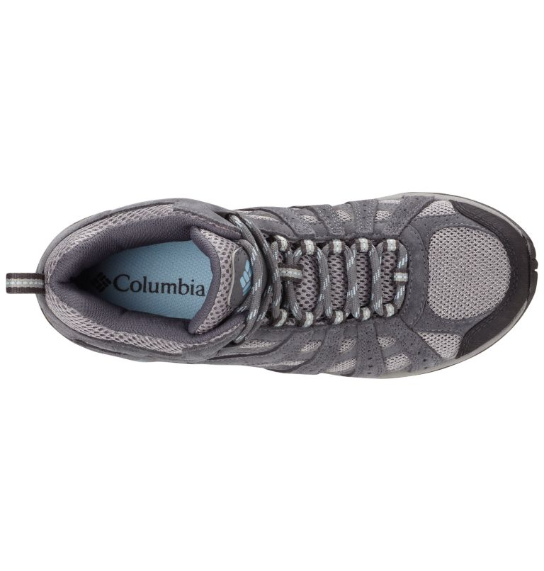 REDMOND™ MID WATERPROOF | 060 | 6 Chaussure mi-montante imperméable Redmond™, Light Grey, Sky Blue, back
