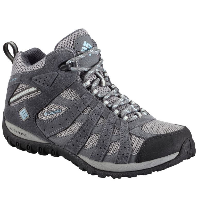 REDMOND™ MID WATERPROOF | 060 | 6 Chaussure mi-montante imperméable Redmond™, Light Grey, Sky Blue, front