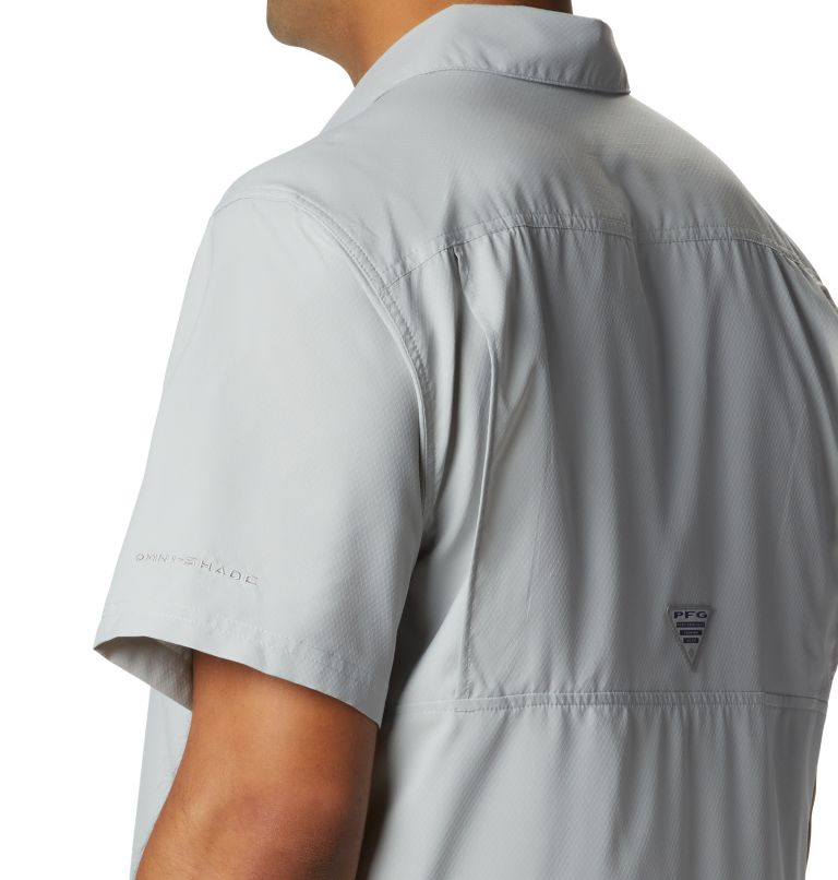 Slack Tide™ Camp Shirt | 019 | XXL Men's PFG Slack Tide™ Camp Shirt, Cool Grey, a2