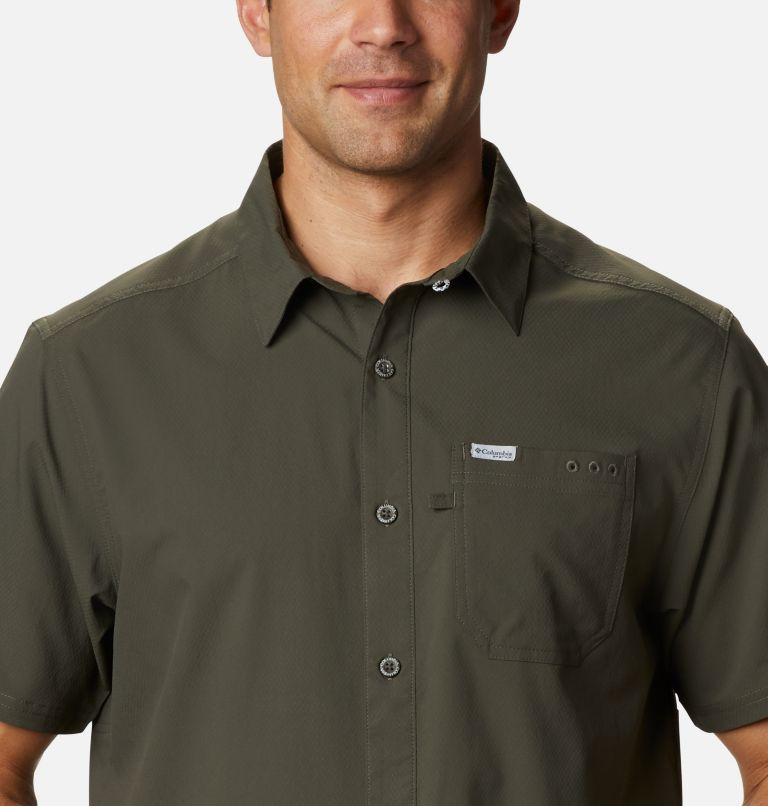 Slack Tide™ Camp Shirt   326   M Men's PFG Slack Tide™ Camp Shirt, Alpine Tundra, a2