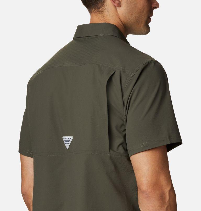Slack Tide™ Camp Shirt   326   M Men's PFG Slack Tide™ Camp Shirt, Alpine Tundra, a3