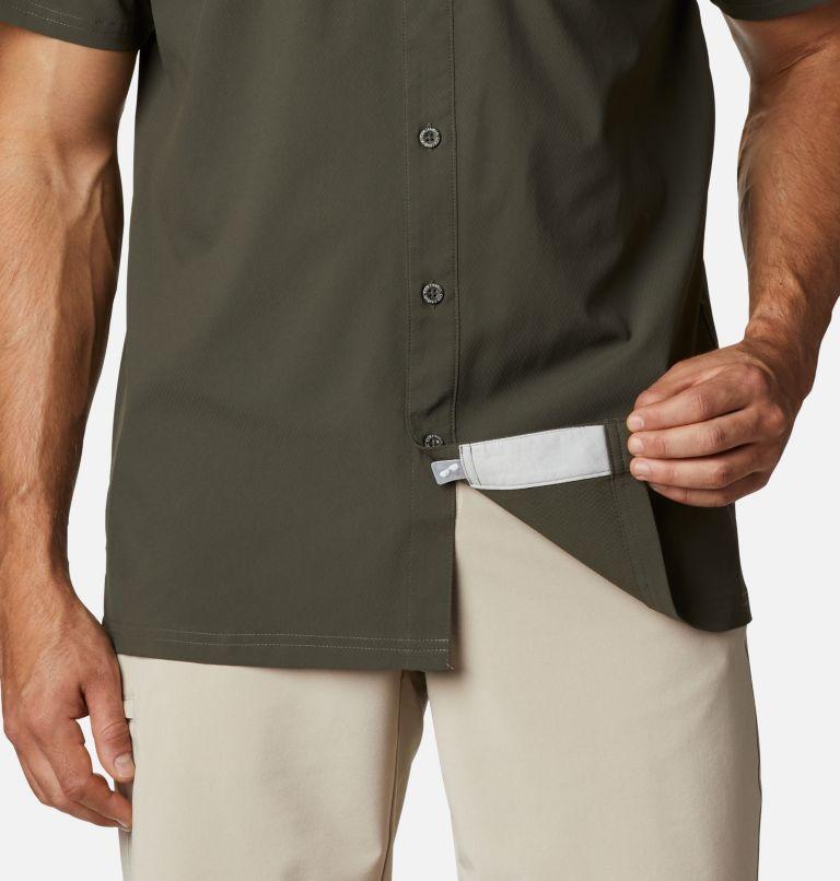 Slack Tide™ Camp Shirt   326   M Men's PFG Slack Tide™ Camp Shirt, Alpine Tundra, a4