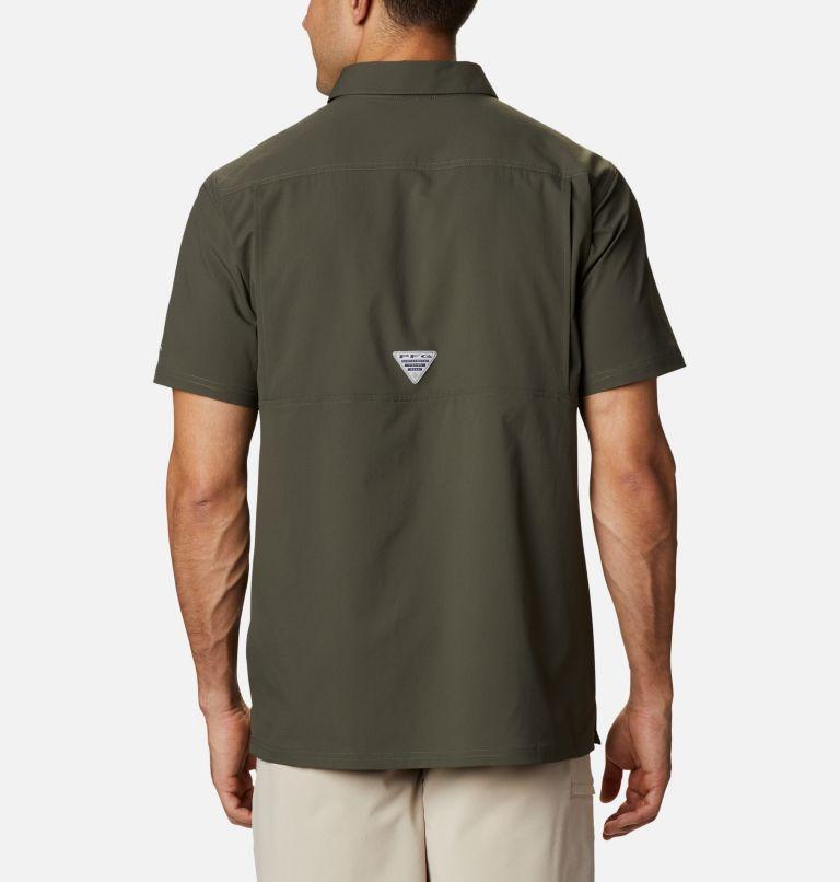 Slack Tide™ Camp Shirt   326   M Men's PFG Slack Tide™ Camp Shirt, Alpine Tundra, back