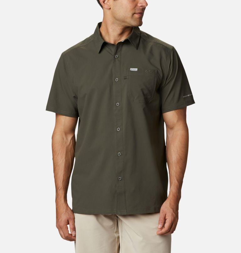 Slack Tide™ Camp Shirt   326   M Men's PFG Slack Tide™ Camp Shirt, Alpine Tundra, front