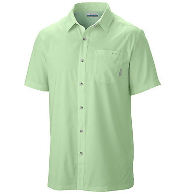 Men's PFG Slack Tide™ Camp Shirt Slack Tide™ Camp Shirt | 707 | XS, Key West, front