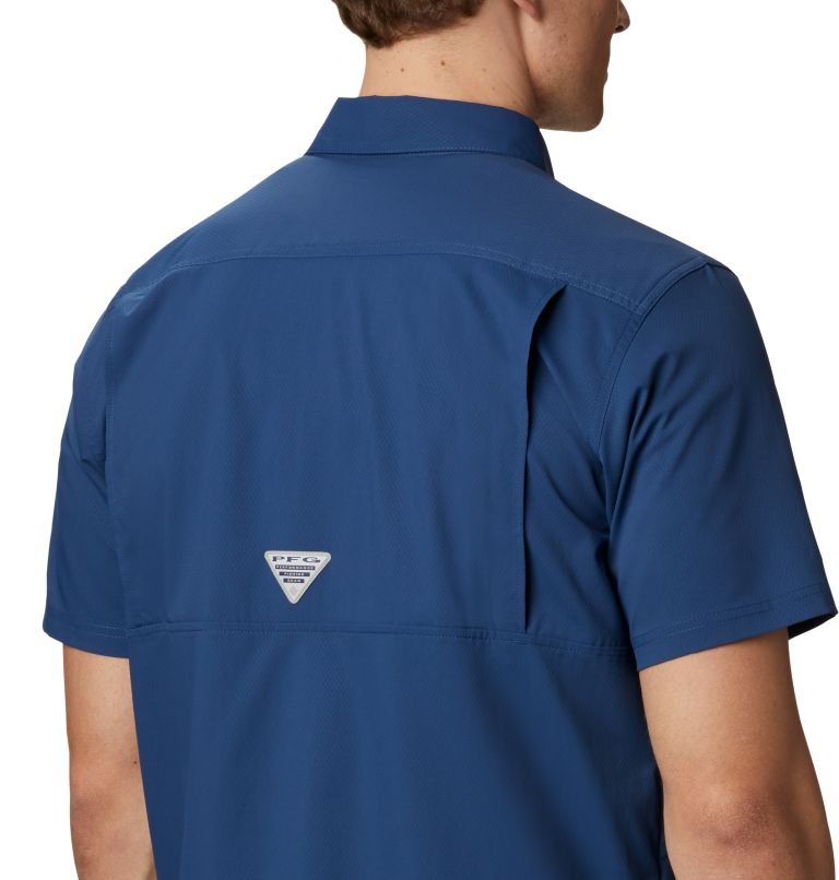 Slack Tide™ Camp Shirt | 469 | XS Men's PFG Slack Tide™ Camp Shirt, Carbon, a3