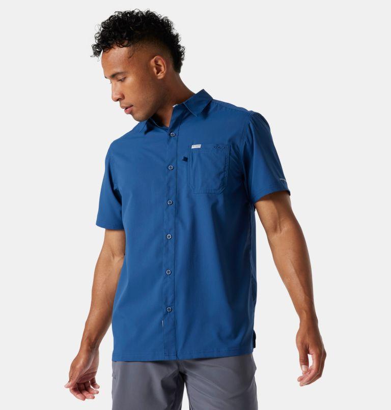 Slack Tide™ Camp Shirt | 469 | XS Men's PFG Slack Tide™ Camp Shirt, Carbon, front