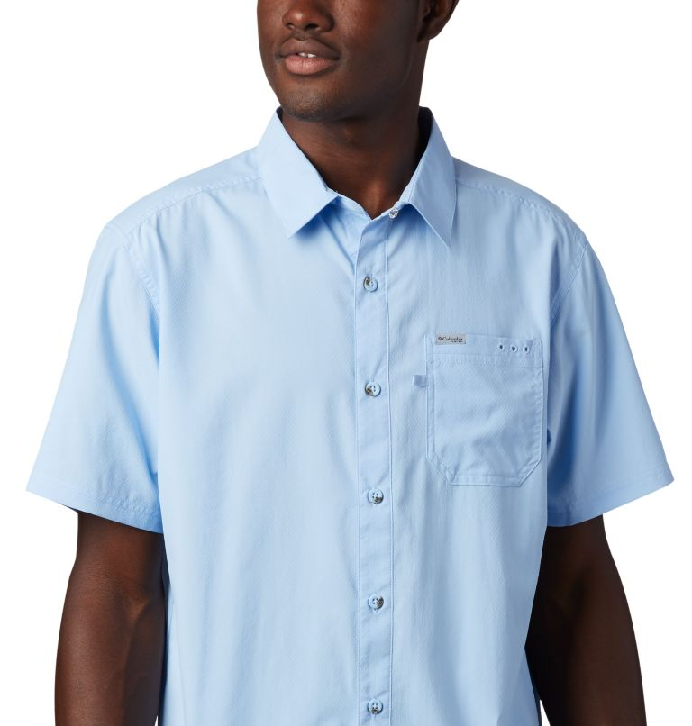 Slack Tide™ Camp Shirt | 486 | M Men's PFG Slack Tide™ Camp Shirt, Sail, a2