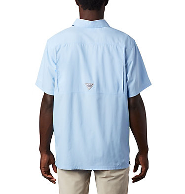 Men's PFG Slack Tide™ Camp Shirt Slack Tide™ Camp Shirt | 707 | XS, Sail, back