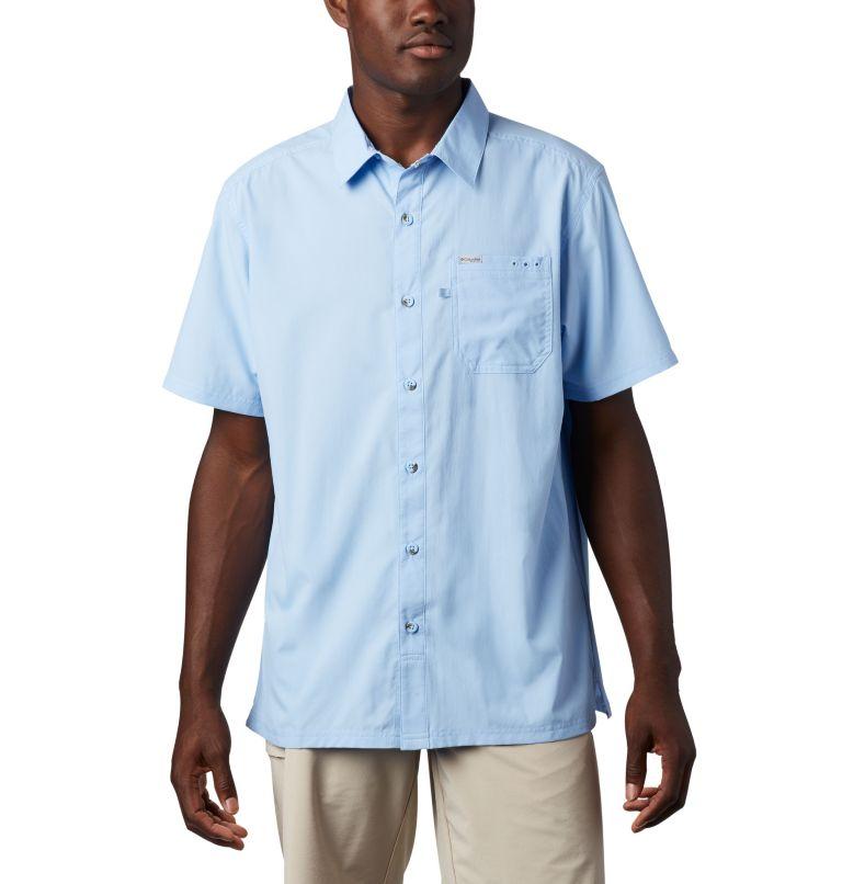 Slack Tide™ Camp Shirt | 486 | M Men's PFG Slack Tide™ Camp Shirt, Sail, front