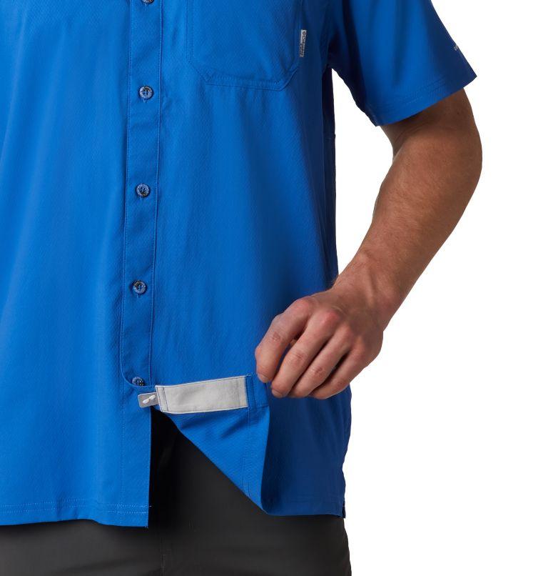 Slack Tide™ Camp Shirt | 487 | XL Men's PFG Slack Tide™ Camp Shirt, Vivid Blue, a2