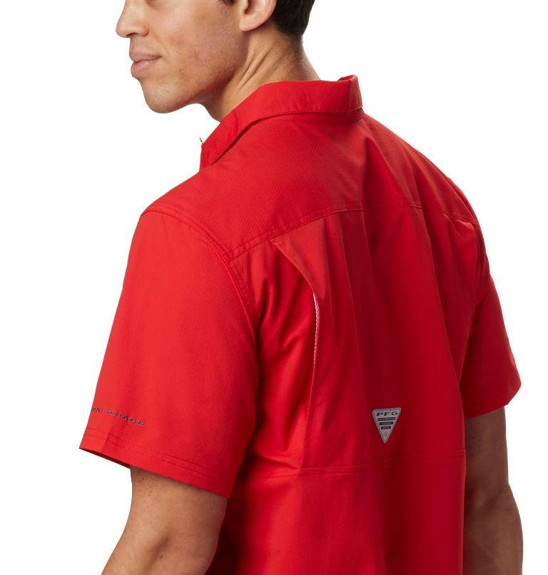 Slack Tide™ Camp Shirt | 696 | XXL Men's PFG Slack Tide™ Camp Shirt, Red Spark, a2