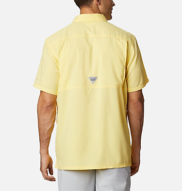 Men's PFG Slack Tide™ Camp Shirt Slack Tide™ Camp Shirt | 707 | XS, Sunlit, back