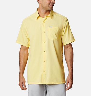 Men's PFG Slack Tide™ Camp Shirt Slack Tide™ Camp Shirt | 707 | XS, Sunlit, front