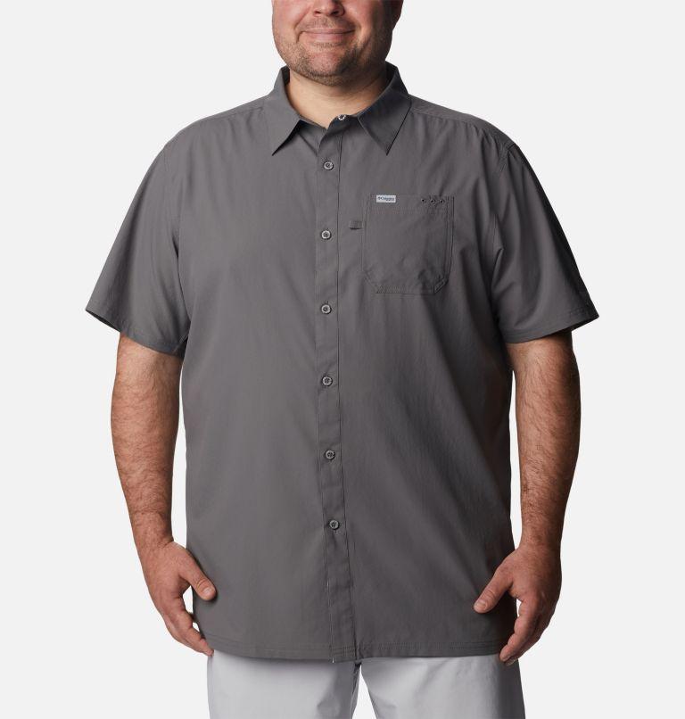 Men's PFG Slack Tide™ Camp Shirt - Big Men's PFG Slack Tide™ Camp Shirt - Big, front