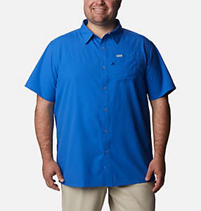 Men's PFG Slack Tide™ Camp Shirt - Big