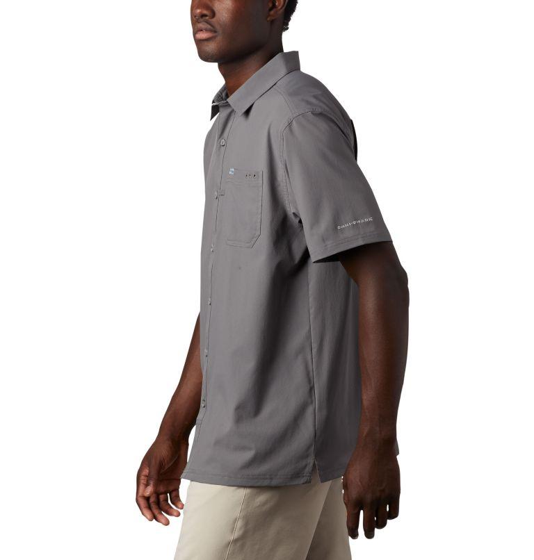 Slack Tide™ Camp Shirt | 023 | 3XT Men's PFG Slack Tide™ Camp Shirt - Tall, City Grey, a1