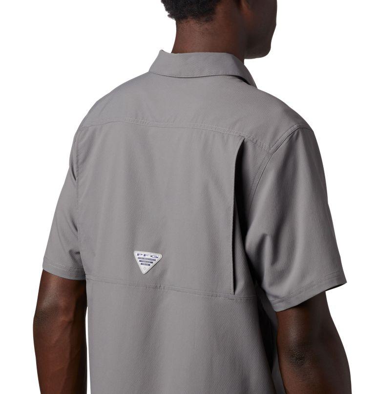Slack Tide™ Camp Shirt | 023 | 3XT Men's PFG Slack Tide™ Camp Shirt - Tall, City Grey, a3