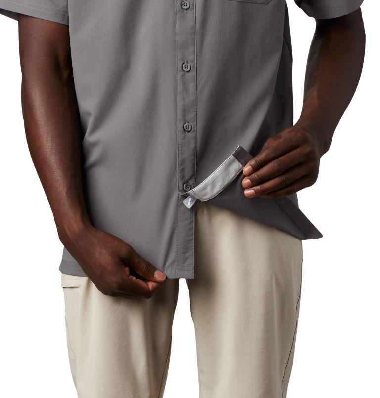 Slack Tide™ Camp Shirt | 023 | 3XT Men's PFG Slack Tide™ Camp Shirt - Tall, City Grey, a4