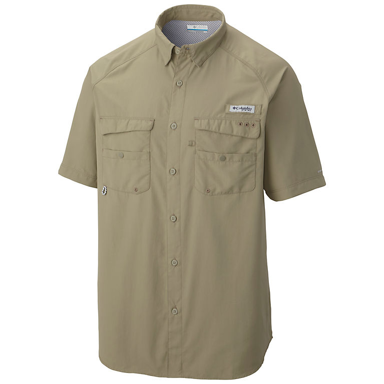Columbia Sportswear Bait Caster Short Sleeve Shirt