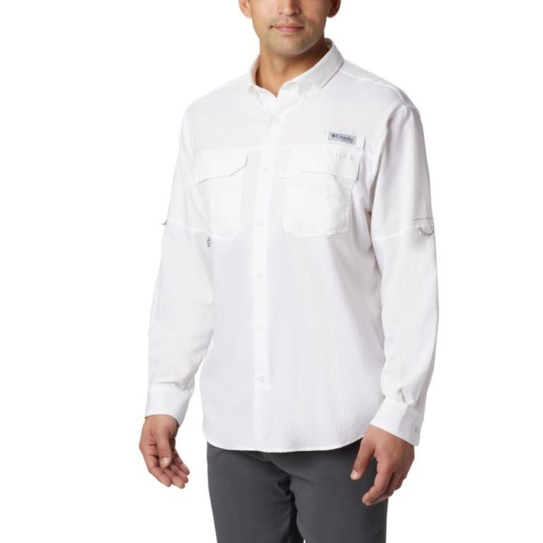 f4269be5b7 Men's PFG Blood and Guts™ III Long Sleeve Woven Shirt