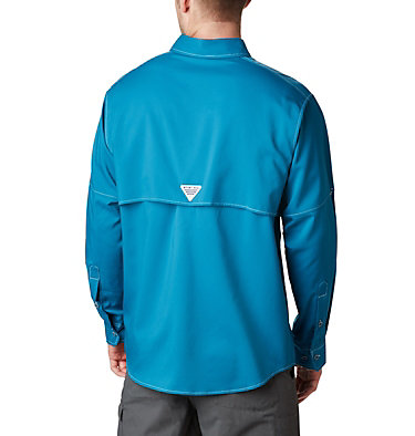 Chemise tissée à manches longues Blood and Guts™ III pour homme Blood and Guts™ III LS Woven S | 435 | L, Dark Turquoise, back