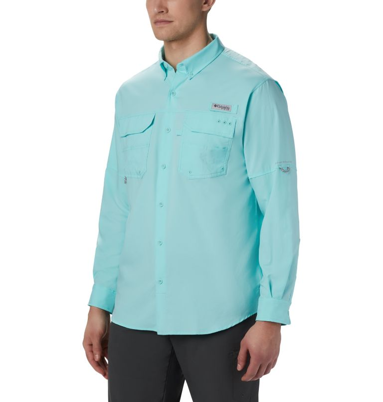 Men's PFG Blood and Guts™ III Long Sleeve Woven Shirt Men's PFG Blood and Guts™ III Long Sleeve Woven Shirt, a2