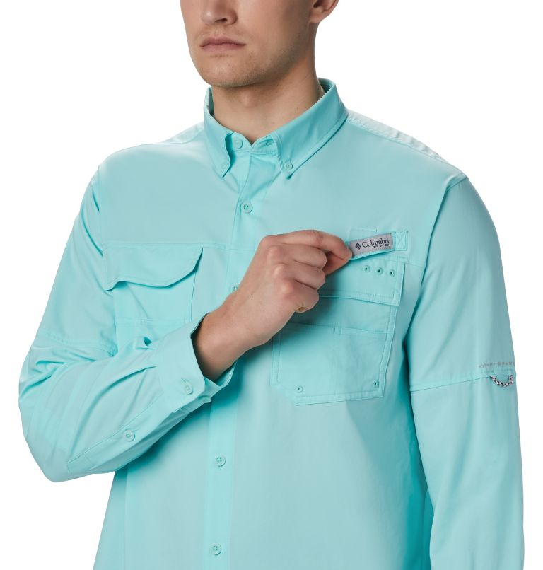 Men's PFG Blood and Guts™ III Long Sleeve Woven Shirt Men's PFG Blood and Guts™ III Long Sleeve Woven Shirt, a4