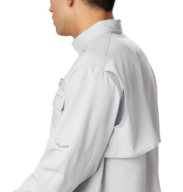 Men's PFG Blood and Guts™ III Long Sleeve Woven Shirt - Tall Men's PFG Blood and Guts™ III Long Sleeve Woven Shirt - Tall, a1