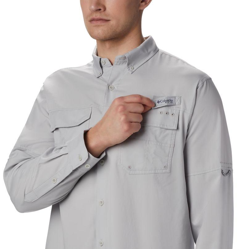Men's PFG Blood and Guts™ III Long Sleeve Woven Shirt - Tall Men's PFG Blood and Guts™ III Long Sleeve Woven Shirt - Tall, a4