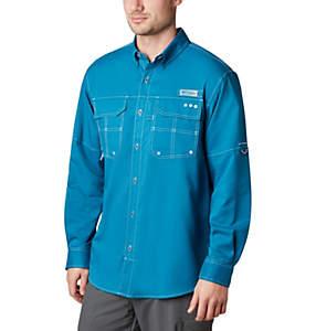 Men's PFG Blood and Guts™ III Long Sleeve Woven Shirt - Tall
