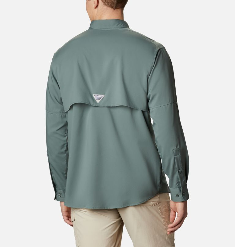 Men's PFG Blood and Guts™ III Long Sleeve Woven Shirt - Tall Men's PFG Blood and Guts™ III Long Sleeve Woven Shirt - Tall, back