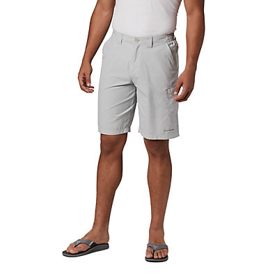 Men's PFG Blood and Guts™ III Shorts Blood and Guts™ III Short | 160 | 30, Cool Grey, front