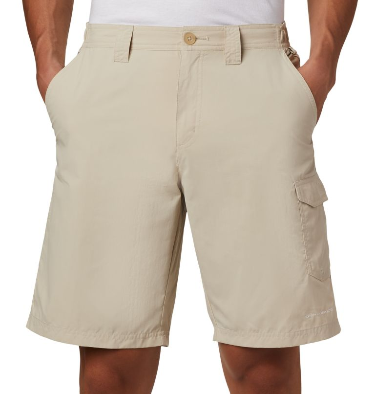 Blood and Guts™ III Short | 160 | 32 Men's PFG Blood and Guts™ III Shorts, Fossil, a3