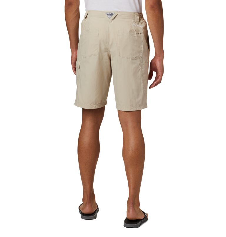 Blood and Guts™ III Short | 160 | 32 Men's PFG Blood and Guts™ III Shorts, Fossil, back