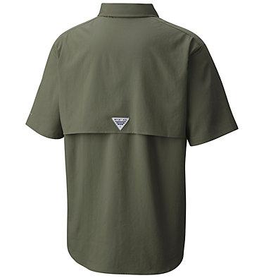 Men's PFG Blood and Guts™ III Short Sleeve Woven Shirt Blood and Guts™ III Short Sleeve Woven | 967 | XS, Cypress, back